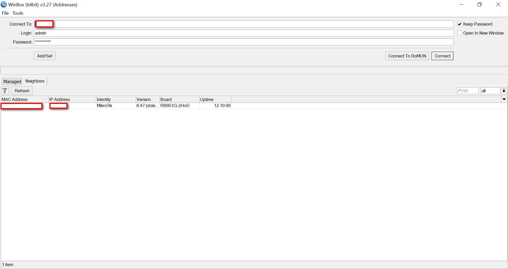 WinBox 3.27 (64-bit) WinBox 3.27 (32-bit) Windows v3.27 Mikrotik 2020
