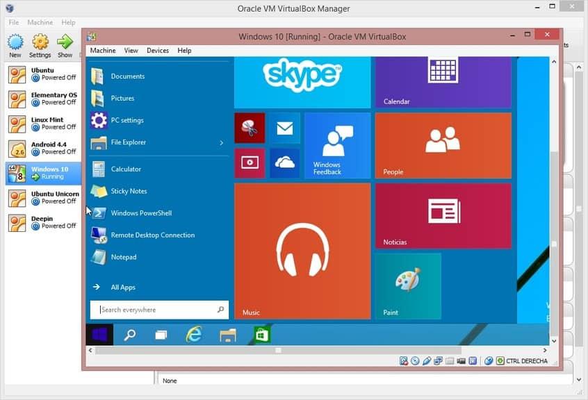 تنزيل VirtualBox هو برنامج مفتوح المصدر