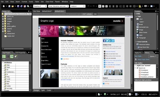 تحميل برنامج microsoft expression web تحديث 2019 | تواصل ...