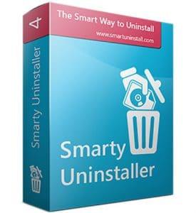 برنامج Smarty Uninstaller