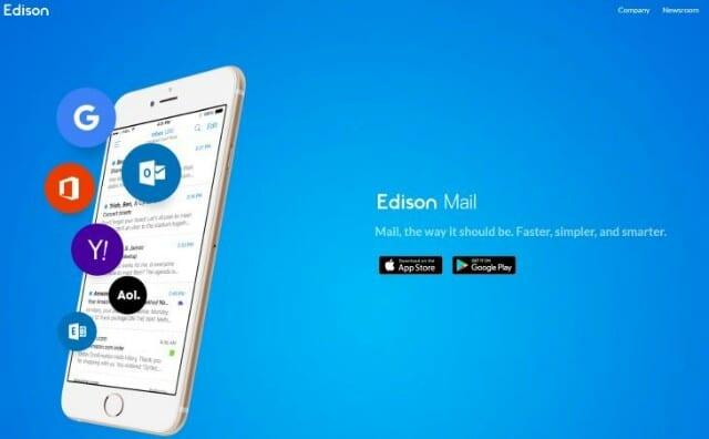 تطبيق Edison Mail