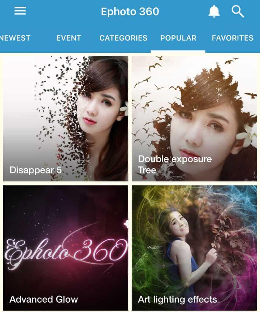 تحميل تطبيق Ephoto 360 -6