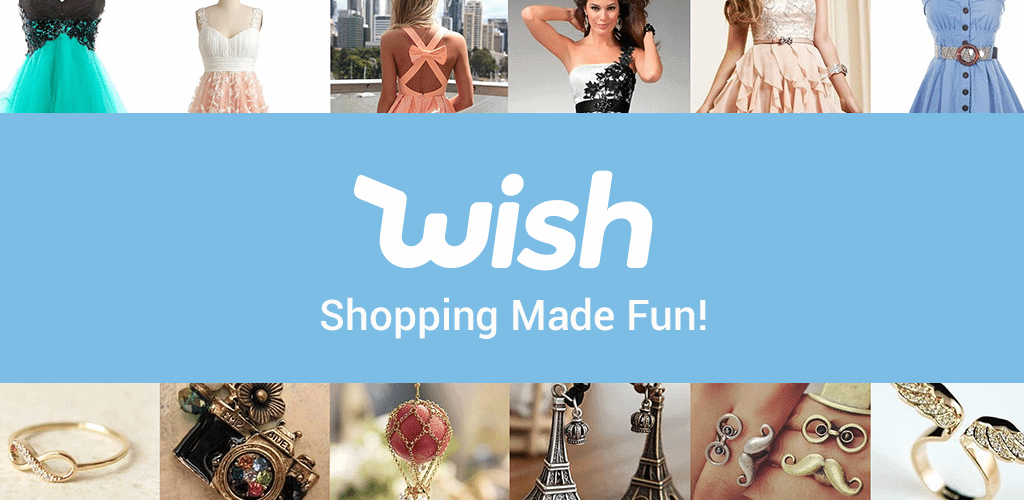 تحميل تطبيق wish للتسويق