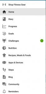 My Fitness Pal -12