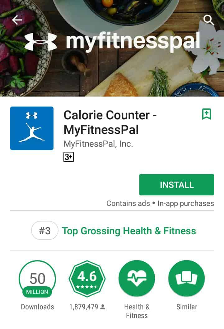 My Fitness Pal -2