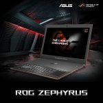 لابتوب مخصص للألعاب من أسوس Asus ROG Zephyrus S اللابتوب النحيف