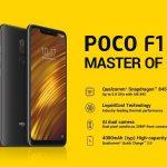 مواصفات ومزايا وعيوب بوكوفون F1 المُنافس القوي للهواتف الفلاجشيب Pocophone F1