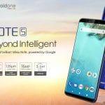 معرض الهواتف: مراجعة هاتف lnfinix Note 5 المواصفات و المميزات و العيوب