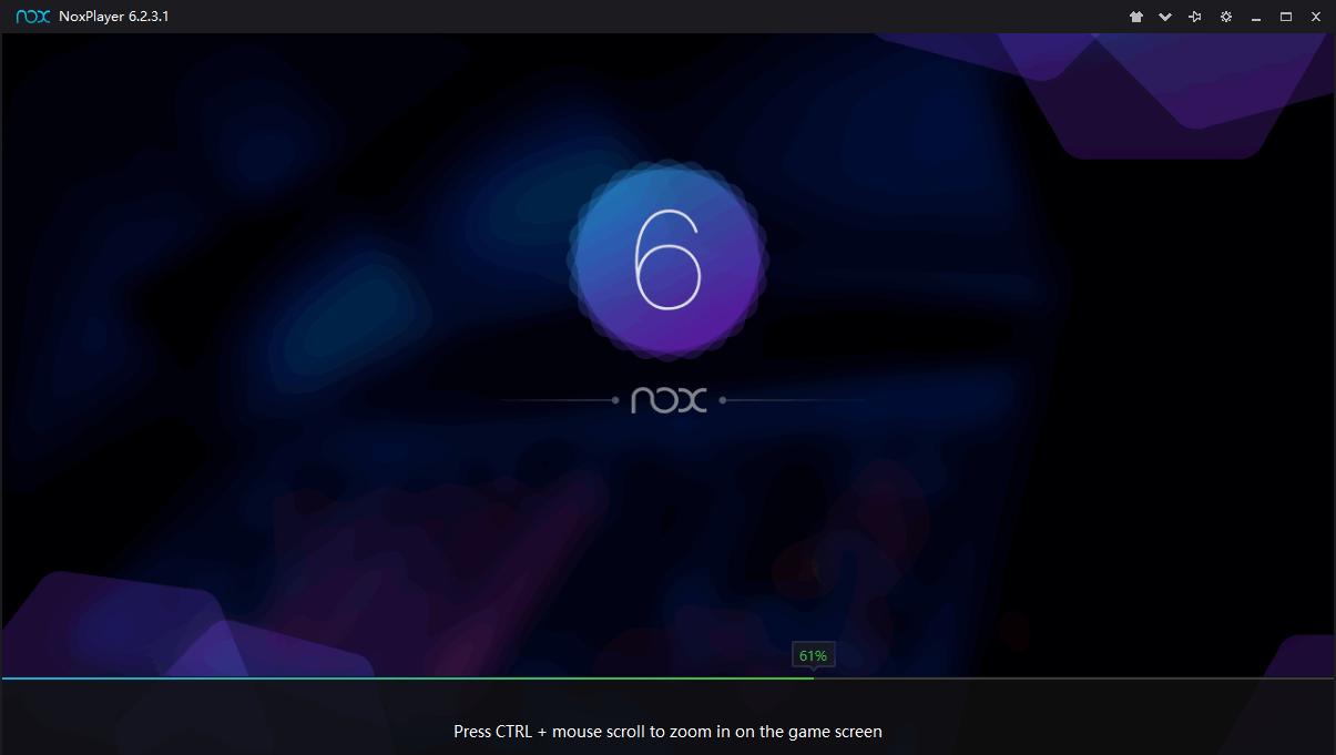 واجهة تشغيل محاكي الاندرويدNox App Player