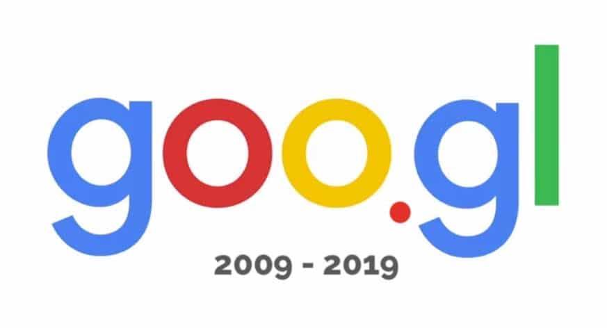 خدمة اختصار الروابط جوجل