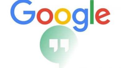 شركة جوجل تطبيق Hangouts