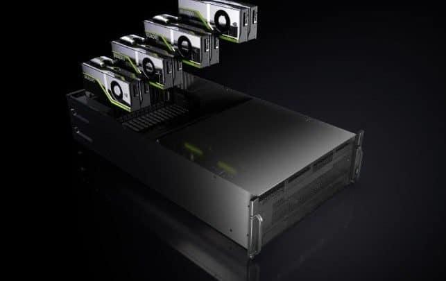 شركة نيفيديا تُعلن عن جيلها الجديد من مُعالج الرسوميات RTX الذي يصل إلى تردد 1.280 جيجا هرتز