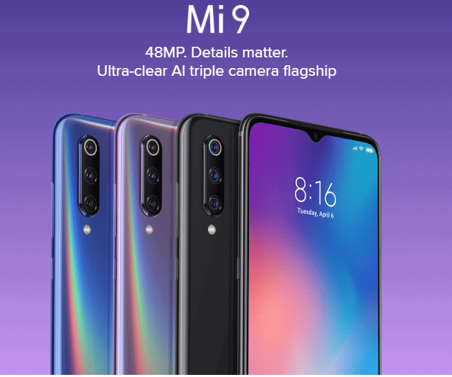 48MP. Details matter. Ultra-clear AI triple camera flagship