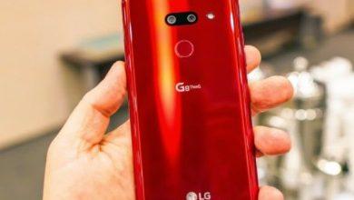 Photo of شركة LG تُعلن عن بدء طرح هاتف LG G8 ThinQ في الأسواق