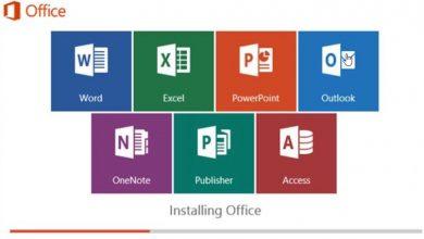 Photo of تحميل أوفيس 2016 تنزيل برابط مباشر Download Microsoft Office 2016
