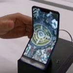 شركة شارب تُعلن عن هاتفها الجديد القابل للطي عمودياً