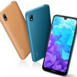 تسريبات عن هاتف شركة هواوي القادم في الفئة الاقتصادية Huawei Y5 2019