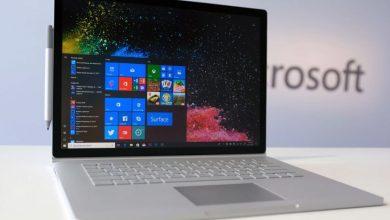 Photo of شركة مايكروسوفت تُزود جهاز Microsoft's surface book 2 بالجيل الثامن من مُعالجتها