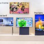 شركة سامسونج قامت بصنع شاشة عرض رأسية لمشاهدة فيديوهات الهاتف الذكي