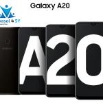 معرض الهواتف: سامسونج جلاكسي A20 مراجعة شاملة لمزايا وعيوب ومواصفات هاتف Samsung galaxy A20