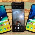 مواصفات هاتف Samsung Galaxy A80 التقنية مزايا وعيوب