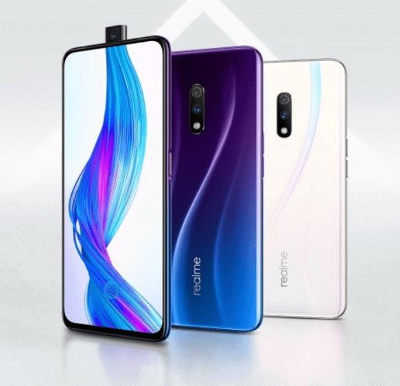 إصدار جديد من هاتف Realme X في 18 أغسطس القادم