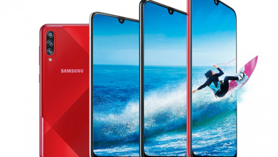 Photo of شركة سامسونج تُعلن عن هاتفها الجديد في الفئة المُتوسطة Samsung Galaxy A70s