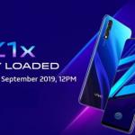 شركة Vivo ستُعلن عن هاتفها الجديد Vivo Z1x في 6 سبتمبر القادم