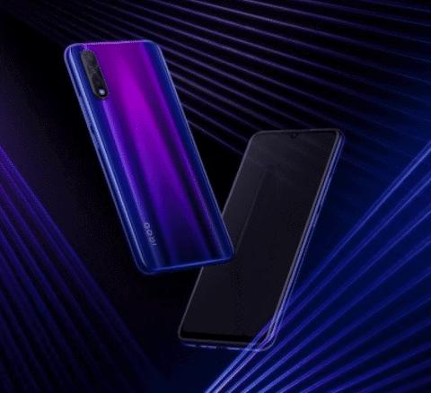 الإعلان عن هاتف Vivo iQ00 Neo 855 في يوم 24 أكتوبر القادم