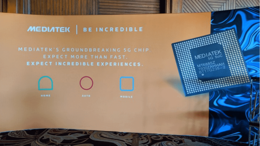 شركة ميديا تيك ستُعلن عن أول مُعالج لها مدعوم بتقنية الجيل الخامس Helio M70 في 26 نوفمبر القادم