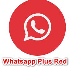 Whatsapp Plus Red احدث نسخة APK