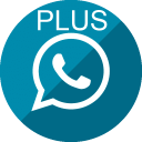 الواتساب الازرق للاندرويد WhatsApp Plus APK