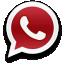 واتساب الاحمر بلس للاندرويد WhatsApp Plus Red APK